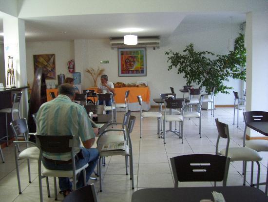 Dakar Hotel & Spa: Cafeteria