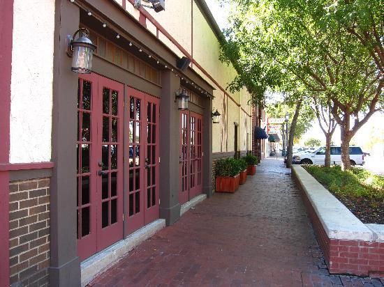 Historic Downtown Plano: downtown