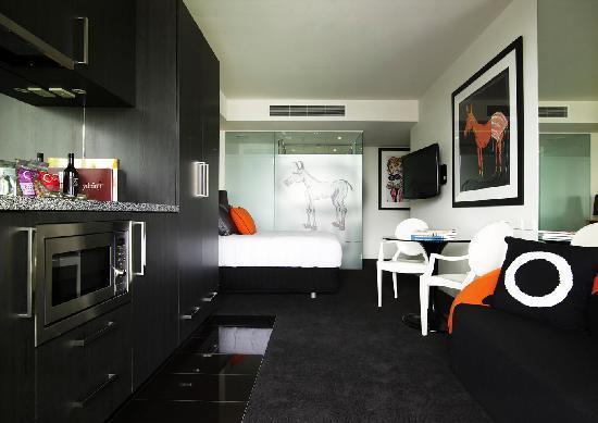 آرت سيريز - ذا كولين: Deluxe Studio Suite Balcony
