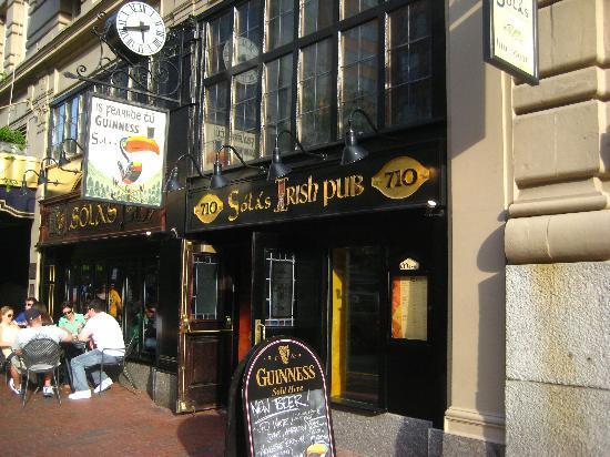 Picture Of Solas Irish Pub