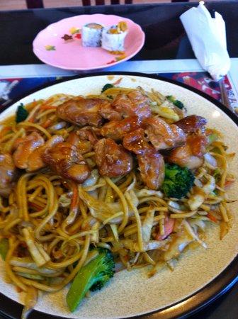 Kappo NARA Seafood & Sushi: A Non Sushi Dish