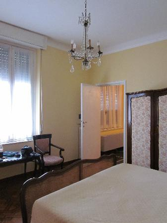 Hotel Aquila & Reale : Bedroom of our suite