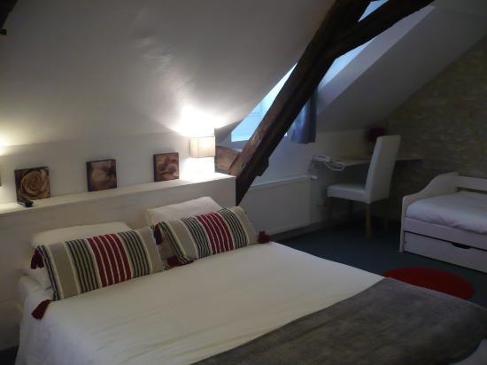 Room Le Pigeonnier du Perron