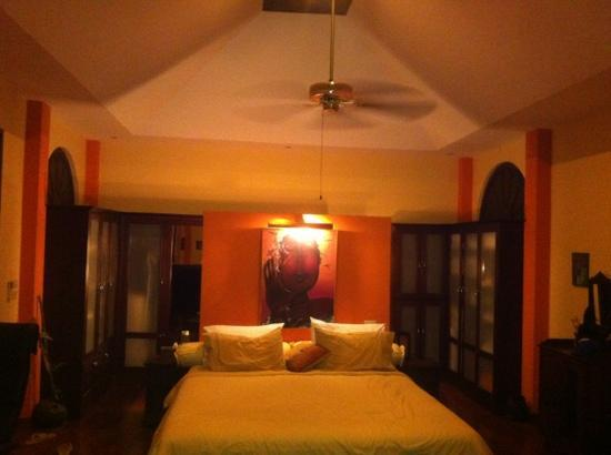 Dreamcatchers B&B: our room