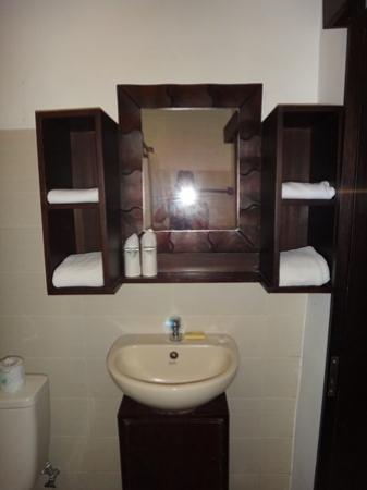 Puri Sading Hotel: Vanity