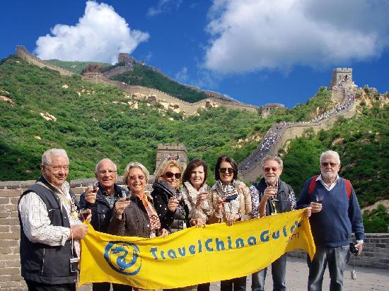 Travel China Guide : Badaling Great Wall