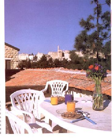 Avissar House: The Dream Balcony