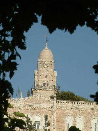 Avissar House: Mount zion  from the Sultan suite