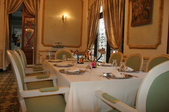 Hotel Majestic: Speisesaal