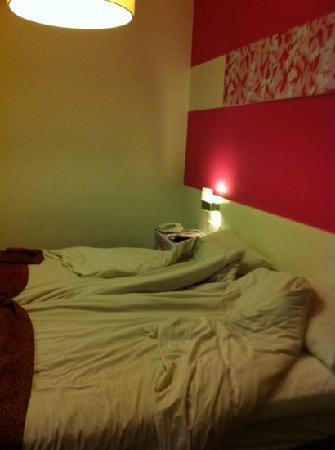 Citin Hotel Masjid Jamek : Chambre Sans Fenêtre!