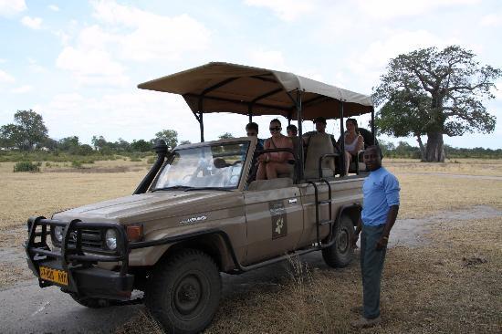 Selous Mbega Camp : Game Drive