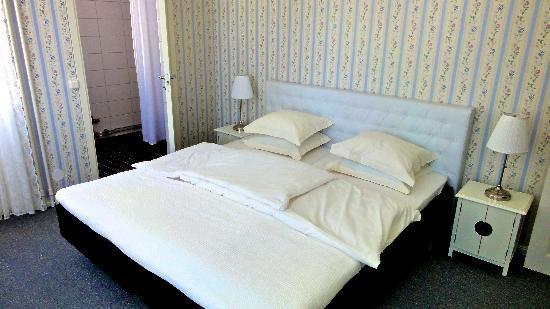 Villa Braviken: the room