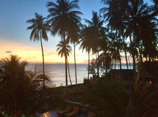 Grace Boutique Resort: from our balcony.