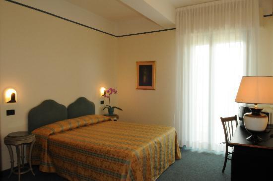 Hotel Stella : Camera vista mare