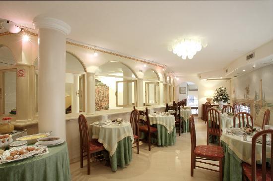 Majestic Hotel Toscanelli: Sala Colazioni