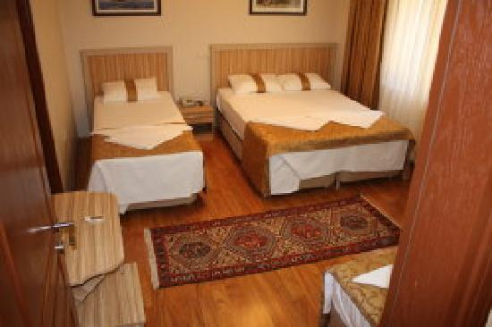 Istanbul Comfort Hotel: deluxe family room