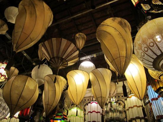 Mustapha Blaoui: Lanterns