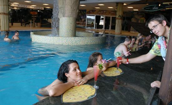 Vichy Vandens Park (Vichy Aqua Park) : Water bar