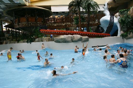 Vichy Vandens Park (Vichy Aqua Park) : Pool