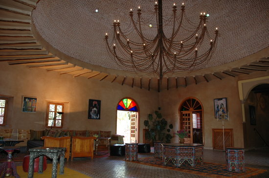 Hotel Dar Zitoune: Hall / reception