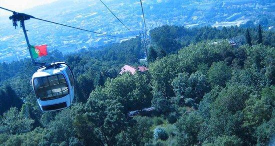 Guimaraes, Portogallo: Teleferico