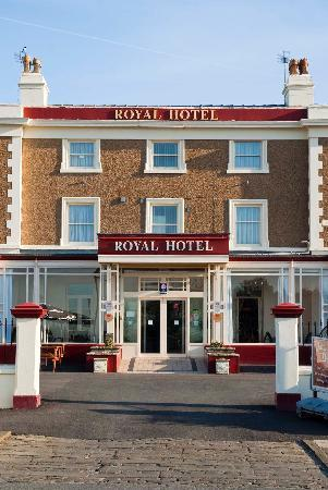 Royal Hotel: Front
