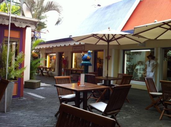 Restaurant La Plancha: Maurice février 2012