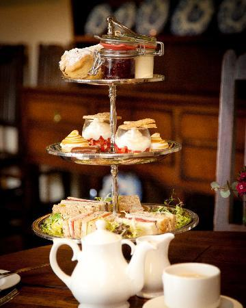 Restaurant at Holdsworth House: Afternoon Cream Tea