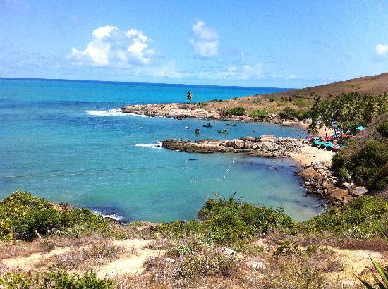 Cabo de Santo Agostinho, PE: Um mar de cor deslumbrante, lembra Caribe.