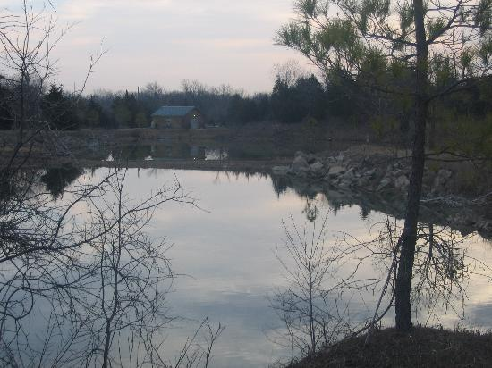 Meadowlake Ranch: the scenery is beautiful.