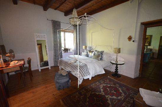 Augusta de Mist Country House: chambre
