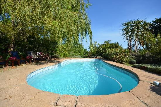 Augusta de Mist Country House: piscine