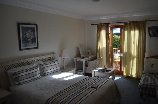 Knysna Country House: chambre