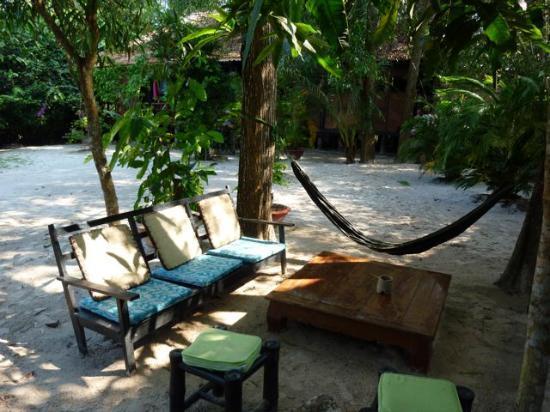 Freedomland Phu Quoc Resort: Communal area