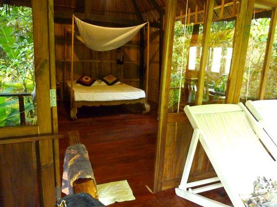 Freedomland Phu Quoc Resort: Treehouse upstairs
