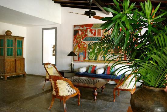 Casa Siena: interiors