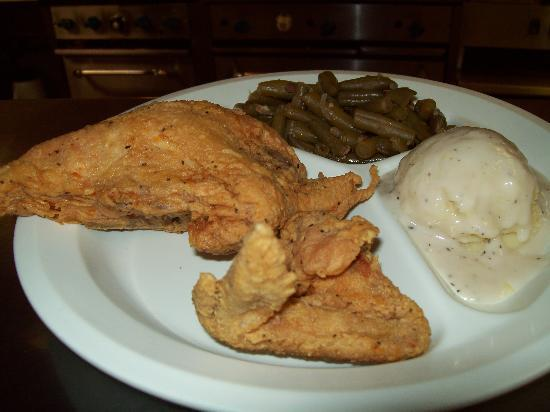 Diana's Diner: Fried Chicken