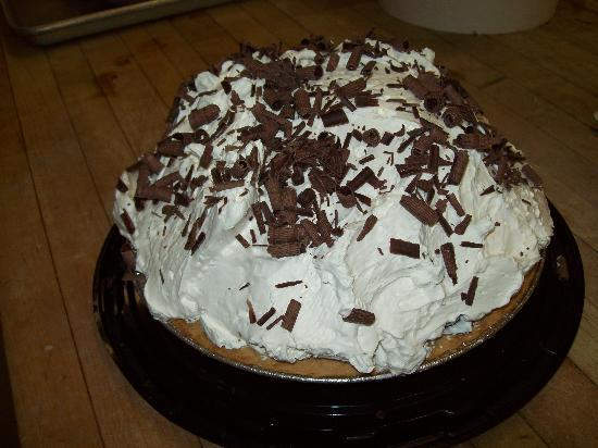 Diana's Diner: Chocolate Pie