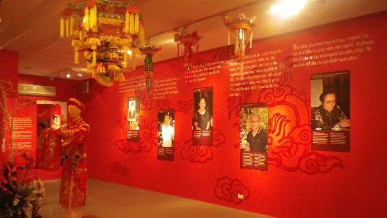 Musée des femmes du Viêt Nam : special exhibition on the mother goddess