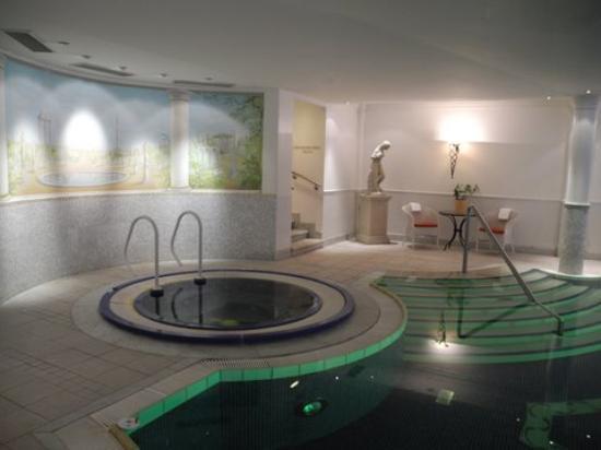 Patrick Hellmann Schlosshotel: Area Fitness