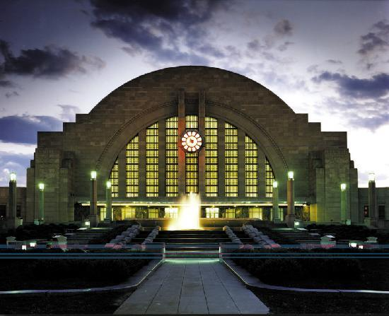 Σινσινάτι, Οχάιο: Cincinnati Museum Center at Union Terminal
