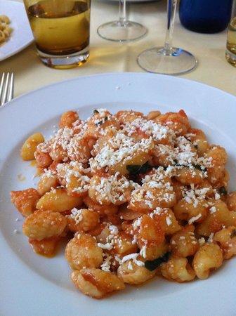 Gavoi, İtalya: buon appetito