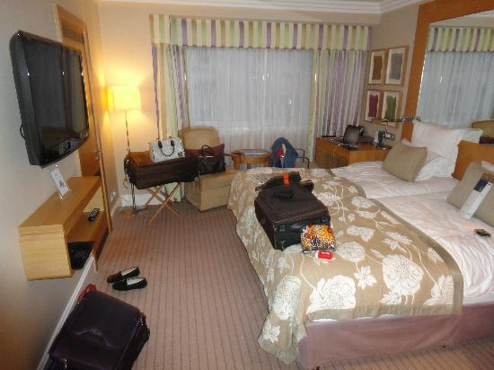 Jumeirah Lowndes Hotel: the Superior room