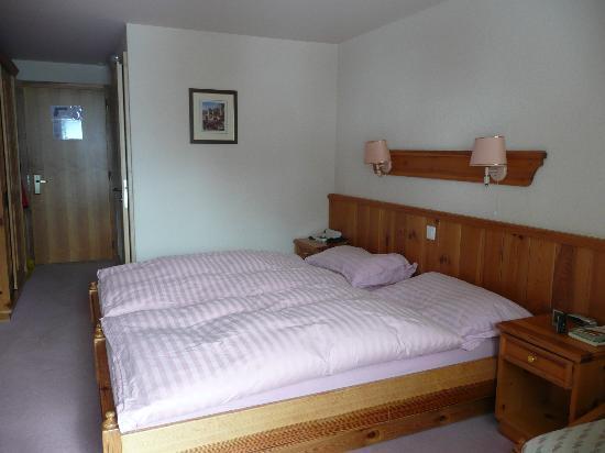 Hotel Europe: chambre 114