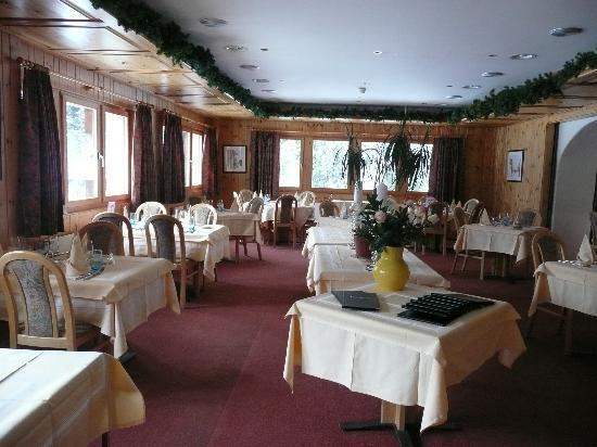 Hôtel Europe : restaurant