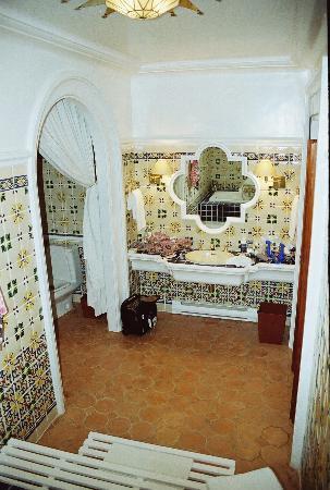 Comala, México: Our bathroom - immaculate!