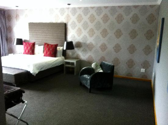 St Andrews Hotel & Spa: That's a suite???
