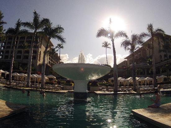 Four Seasons Resort Maui at Wailea: main pool area