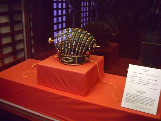 Shurijo Castle : 国王の王冠