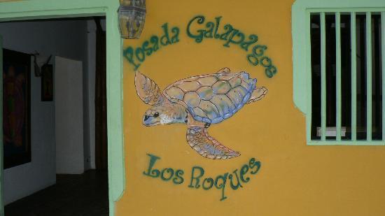 Posada galapagos-Logo